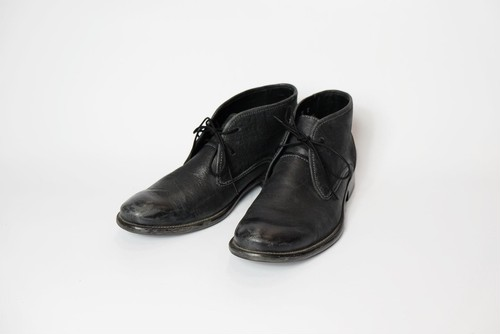 real leather dress shoes
