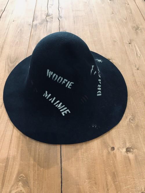 【WEIRDO】 MONSTER HAT