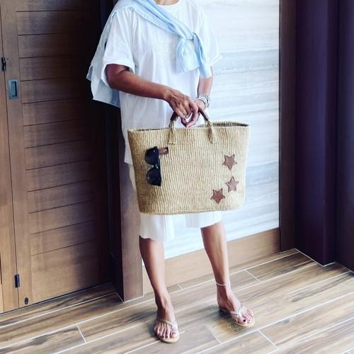 ◇限定即納◇ Tote Bag / limited product /トリプルスター / LL / ベージュ