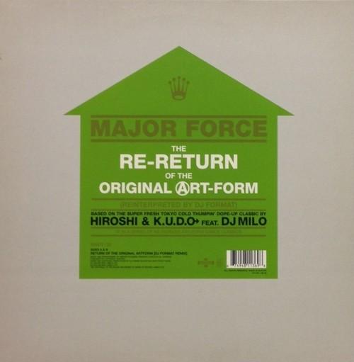DJ Format / The Re-Return Of The Original Art-Form