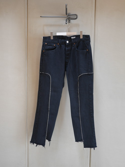 OLD PARK / WESTERN JEANS
