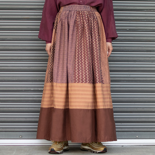 Switched India Cotton Skirt