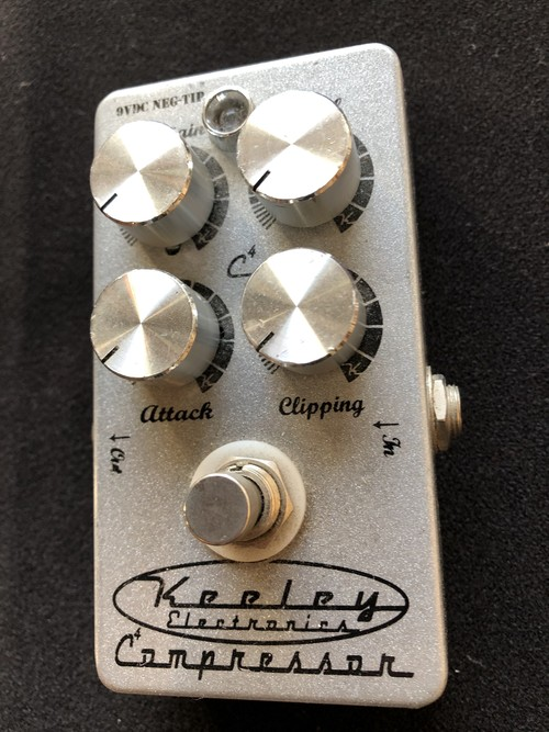 Keeley compressor C4 USED
