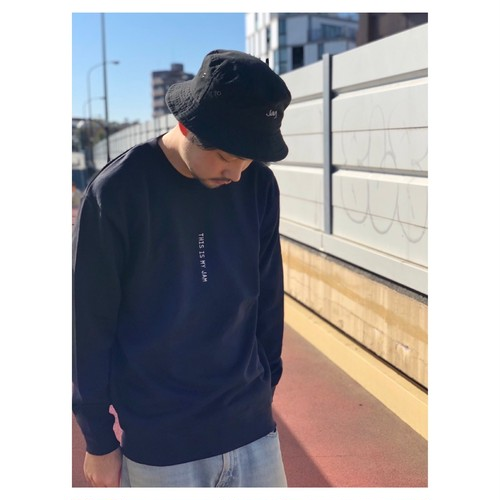 MY JAM Sweat ブラック