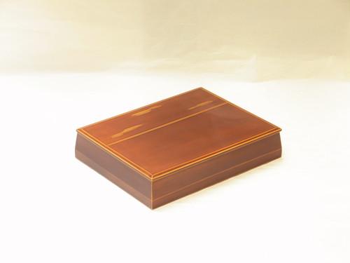 飛騨春慶塗 布張文庫 B5サイズ 木製 本うるし 手塗り