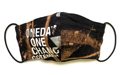 【COTEMER マスク 日本製】ONE DAY ONE CHANCE BLEACH MASK 0427-139