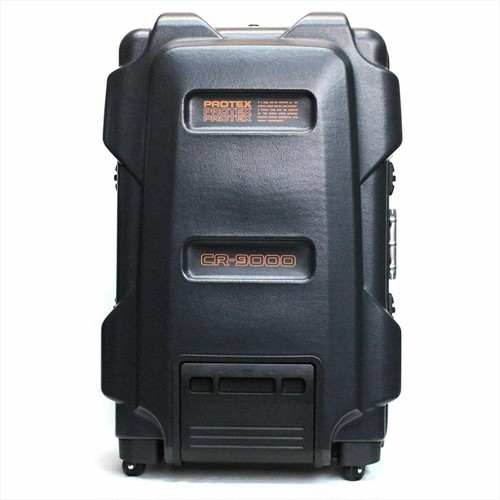 WP-9000 PROTEX CORE SPORTS TRAVEL CONTAINER <OFF BLACK>