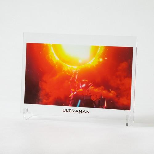 【6月上旬発売予定】アニメ「ULTRAMAN」アクリルパネル【A4】-ベムラー-