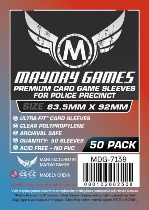 (63.5x92mm) Mayday カードスリーブ(プレミアムタイプ)  MDG-7139
