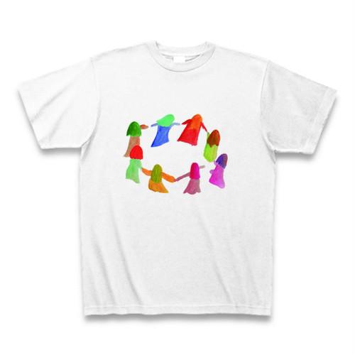 こどもの輪 白Tシャツ