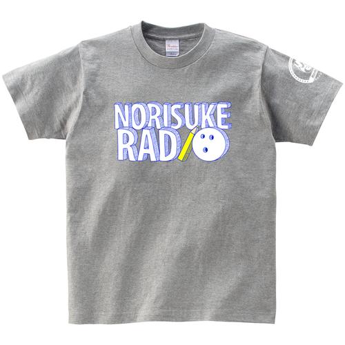 【選手応援グッズ】『NORISUKE RADIO』Tシャツ