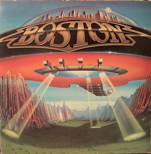 【LP】BOSTON/Don't Look Back