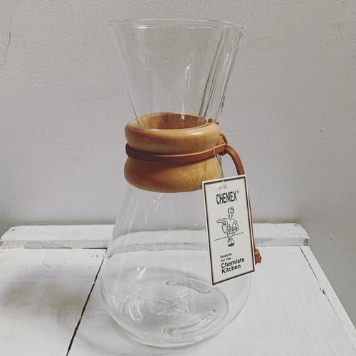 ケメックス コーヒーメーカー 3カップ