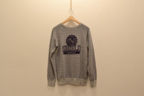Mixta - Printed Crew Neck Sweat Shirt