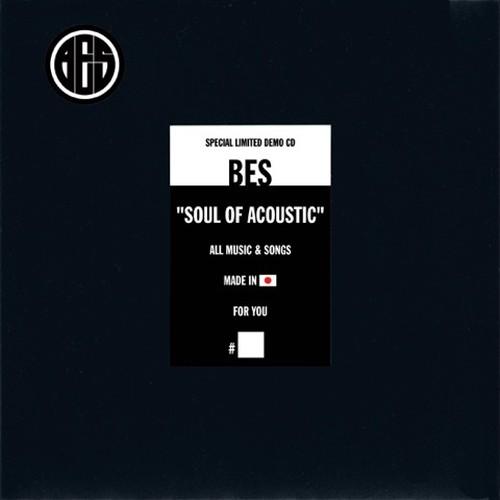 """acoustic demo album """"SOUL OF ACOUSTIC"""""""
