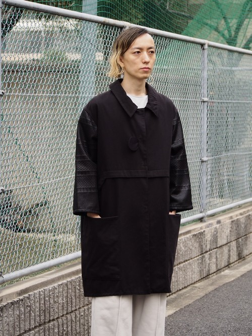 【SALE】ironico i-コート black