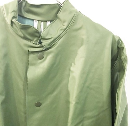 Norwegian Armed Forces : stand collar rain jacket (dead stock)