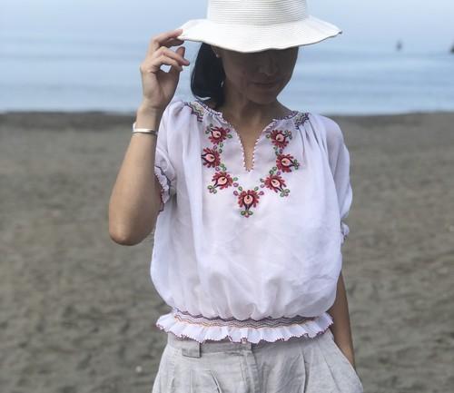 blouse / Kalocsa