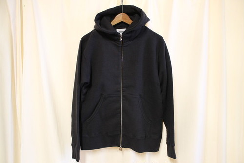 blurhms ブラームス / Tsuri Sweat Hooded Zipper