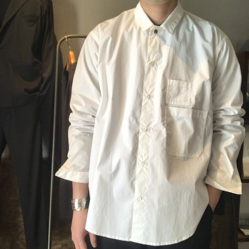 2ポケットワイドシャツ(CATTA)