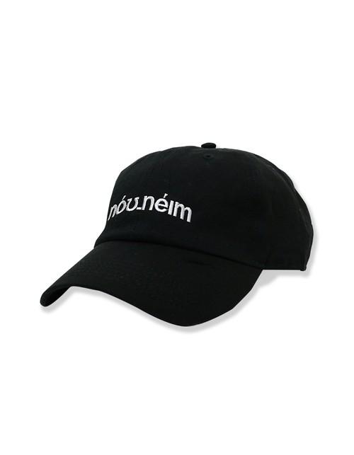 Counter Action LOGO Ball Cap / BLACK