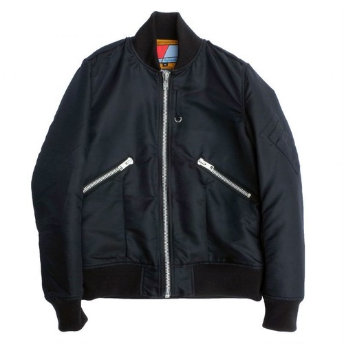 オリジナルJOHN MK3 FLIGHT JACKET BLACK