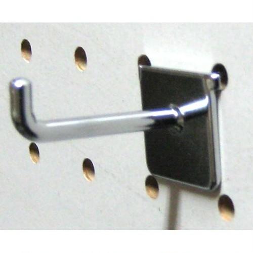 25mmピッチ有孔ボードフック 30mm小物フック 10本セット