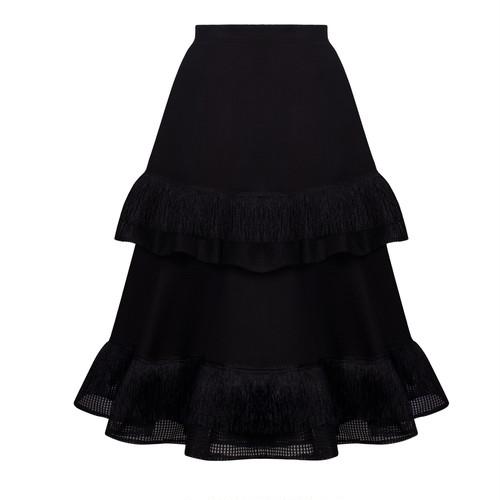 Hc Window Net Double Skirt