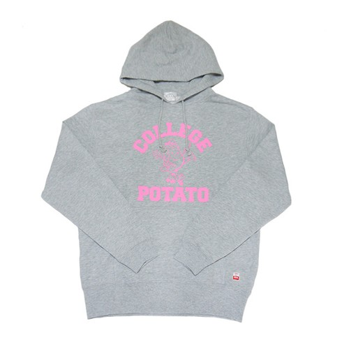 SWEAT HOODIE COLLEGE POTATE