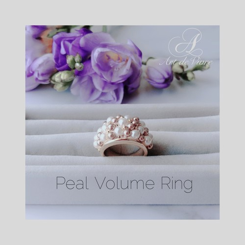 Peal Volume Ring