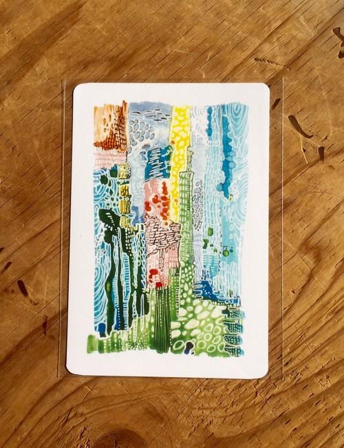 ポストカード「KI」