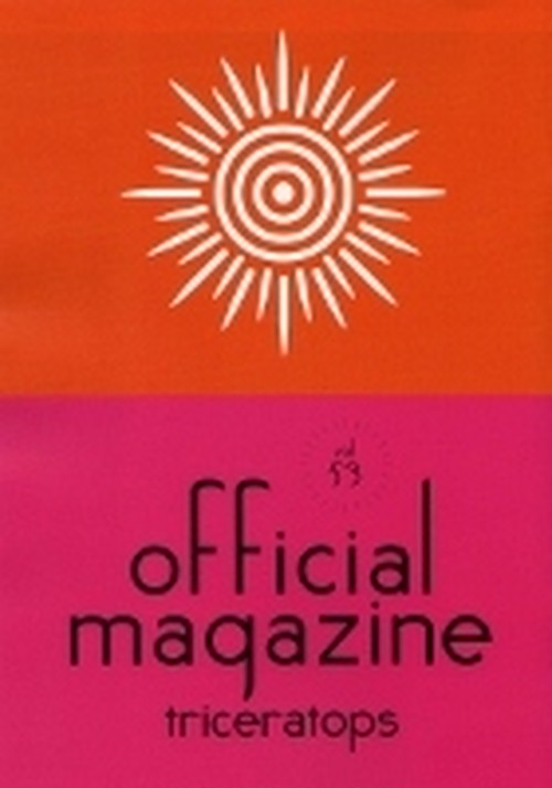OFFICIAL MAGAZINE【53】※FC会員限定商品