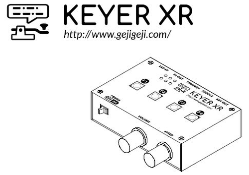 KEYER XR