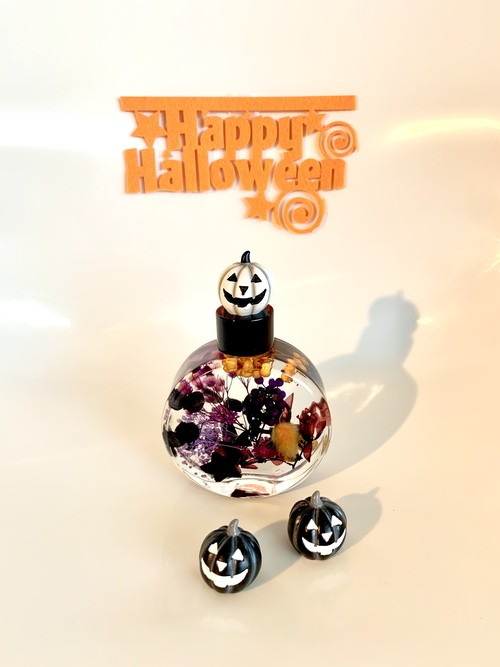 Halloween herbarium