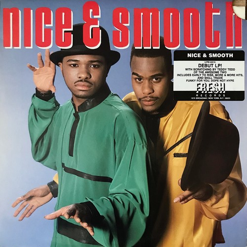 Nice & Smooth - Nice & Smooth (LP, Album, US, 1989)