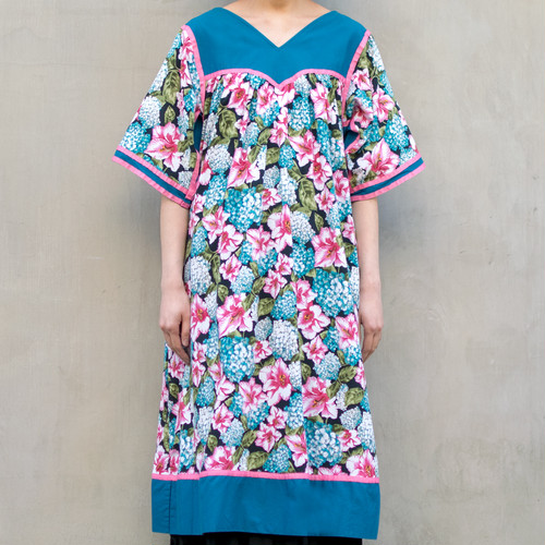 """Krist Gudnason"" Floral Dress"