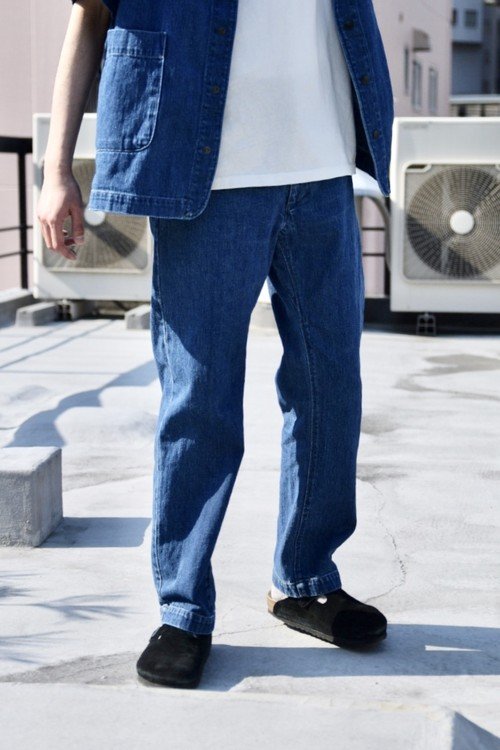 【ORDINARY FITS】YARD TROUSERS USED/OF-P043