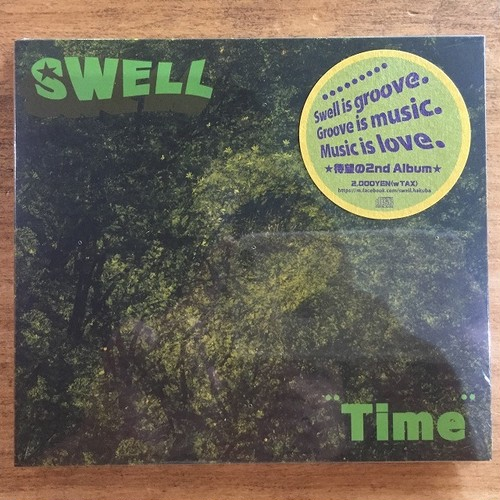 "SWELL 2nd album "" Time """