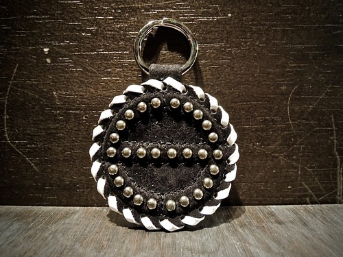 [S] LOGO STUDS KEY CHAIN SY-003 Shop別注品