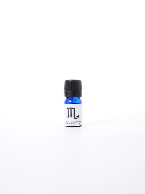 蠍座アロマオイル♪イランイランとジャスミンが香る12星座のブレンドアロマオイル【SCORPIOスコーピオン】3ml