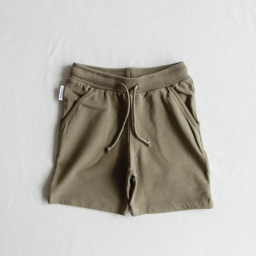 《MINGO. 2021SS》Sweat Short / Sage Green