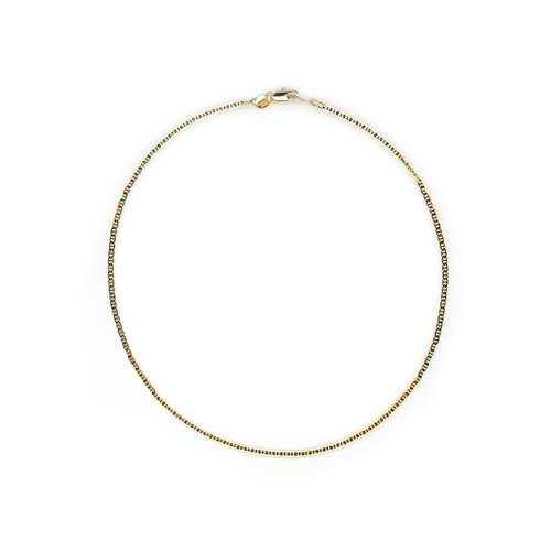 【GF1-28】16inch gold filled chain necklace