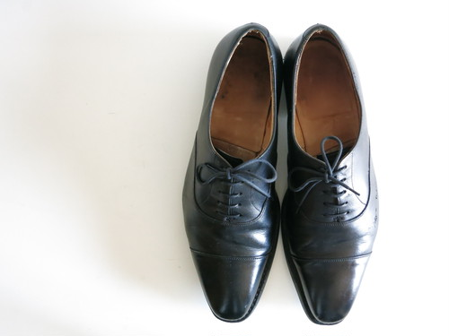 Crocket & Jones black shoes