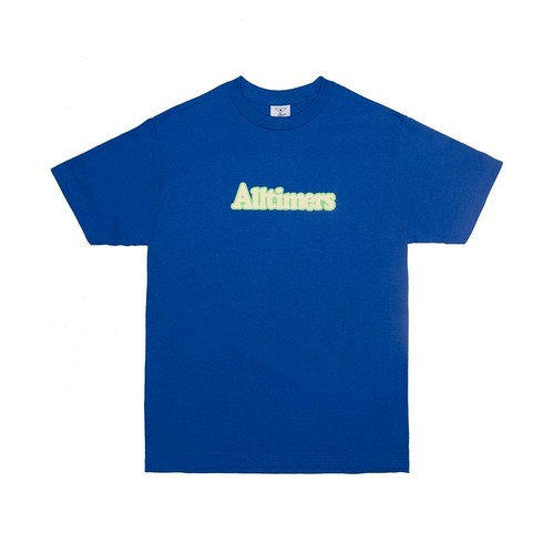 ALLTIMERS(オールタイマーズ)/ BROADWAY TEE -ROYAL-