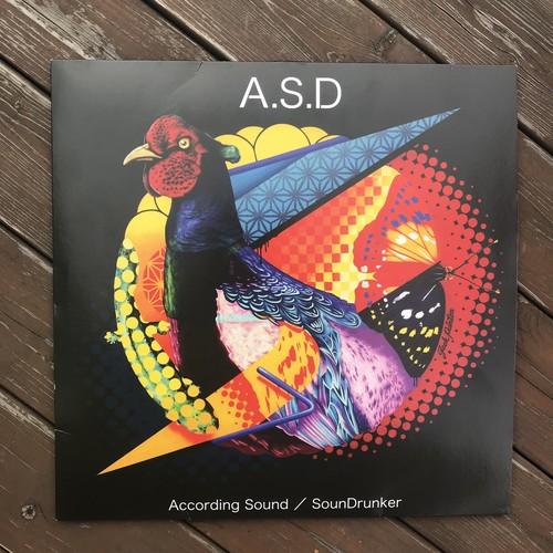 レコード「A.S.D」
