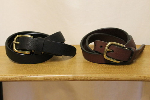 SANDINISTA / Daily Leather Belt