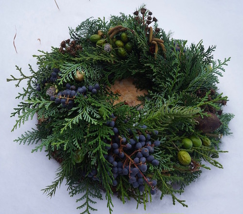 mountain wreath    AO