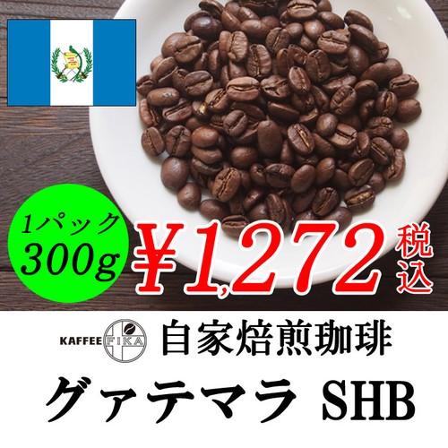 グァテマラ SHB 300g