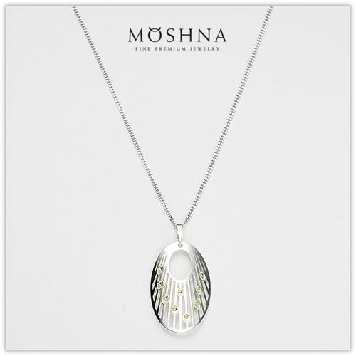 【MOSHNA:モシュナ】SILVER SET PEACOCK
