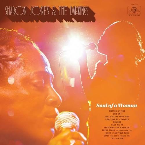 【ラスト1/LP】Sharon Jones & The Dap-Kings - Soul Of A Woman